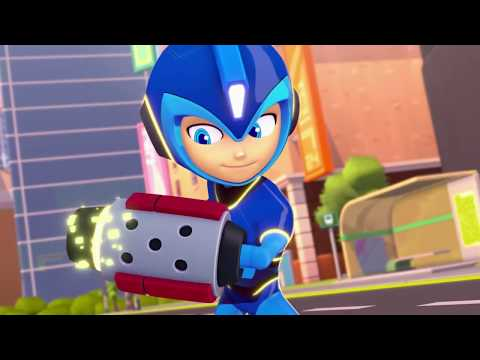 Rockman Corner: The Mega Man: Fully Charged Trailer is Here