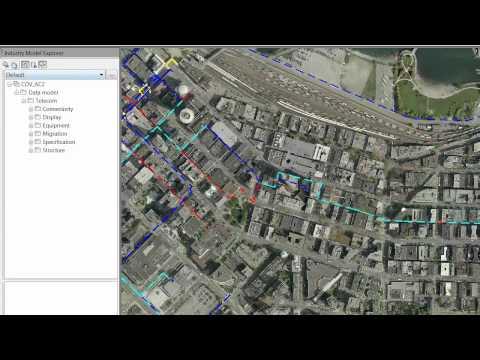 Autodesk Telecom Webcast: Main Navigation and Tool Bar