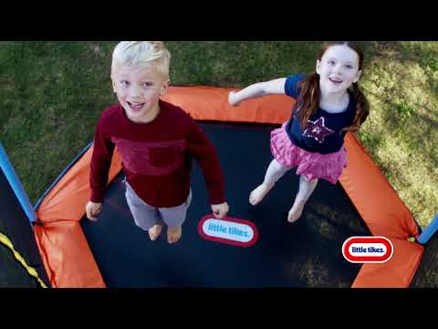 Easy Store 7ft Folding Trampoline | Little Tikes