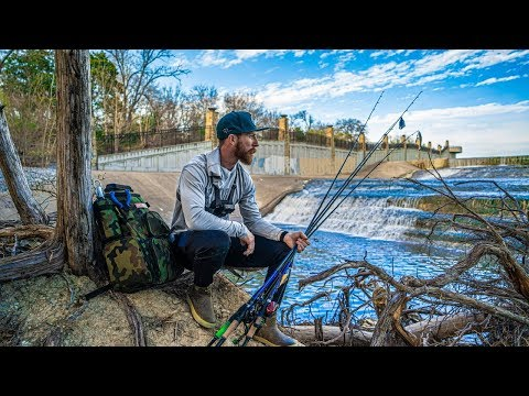 FISHING THE SICKEST SPOT IN DFW!!