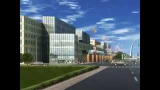 Le nouveau visage du centre-ville de N'Djamena (Tchad)