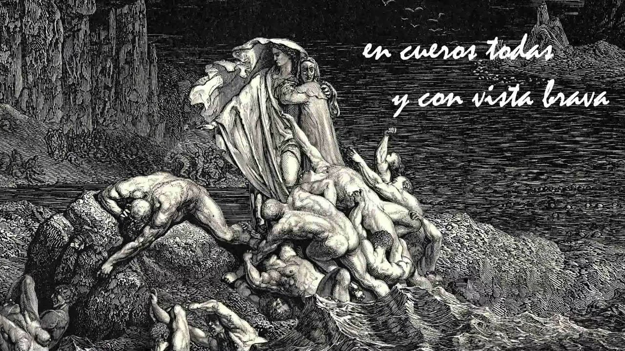 dante inferno canto 7 Avarice and prodigality avarice--greed, lust for material gain--is one of the  iniquities that most incurs dante's scornful wrath consistent with the biblical  saying.