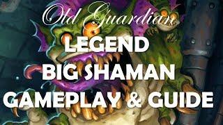Muckmorpher Big Shaman deck guide (Hearthstone Rise of Shadows)