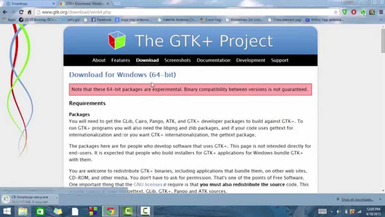 How to install Code Blocks GTK