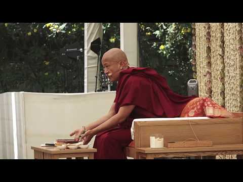 Lotus Sūtra | Talk by Dzongsar Jamyang Khyentse Rinpoche | 18th March, 2018 | New Delhi
