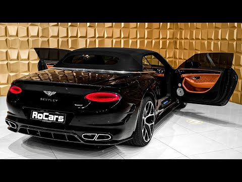 MANSORY (2020) Bentley Continental GTC FIRST EDITION – W12 Gorgeous Сar in Details