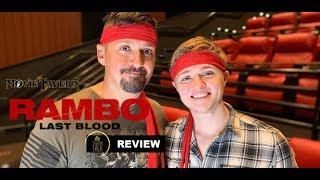 RAMBO LAST BLOOD Movie Review | Tavern Talk