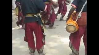 folk dances of tamilnadu:naiyandi melam