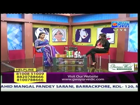 GLAMOUR WORLD  CTVN Programme on APRIL 19, 2018 At 2.30 pm