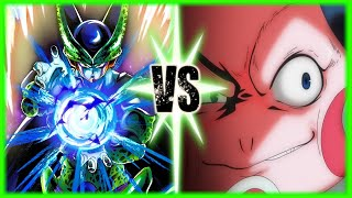 Perfect Cell Vs Mr. Mime