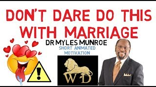 THIS IS WHY YOU GET MARRIED TO THE WRONG PERSON - What You Must Know About Love (Part 3)