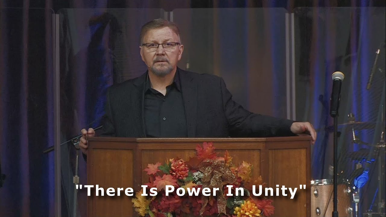 """""""There Is Power In Unity"""""""