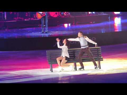 "Art on Ice 2019 - Kaetlyn Osmond / Ashley Carr - James Blunt ""Stay The Night"""