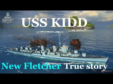 NEW USS KIDD- The true story