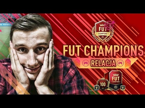 FIFA 18 l CZY BĘDZIE KOLEJNE TOP 100 !? FUT CHAMPIONS RELACJA! FIFA ULTIMATE TEAM