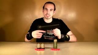 S-Thunder Shocker grenade review(loudest grenade made)