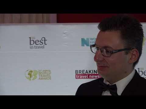Matko Maric, hotel manager, Valamar Dubrovnik President Hotel