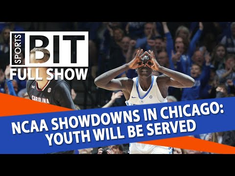 Sports BIT | Final Four NCAA Basketball Preview From Chicago? | Tuesday, Nov. 14