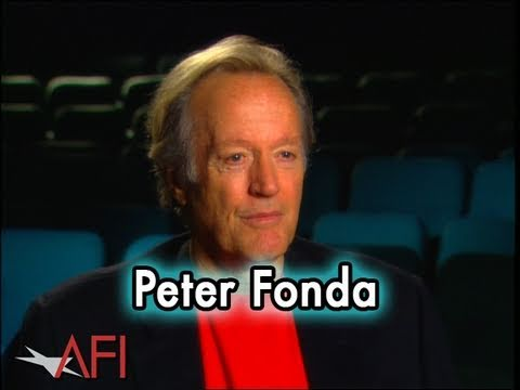 Peter Fonda on Hope and THE SHAWSHANK REDEMPTION