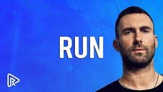 """Run"" - Maroon 5 x Sia Inspiring Pop Type Beat (2018)"