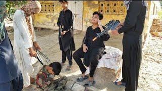 Chota Don Kidnapped Pak Army Officer's Son   Part - 2   Fauji Ki Training   Pak Army Training