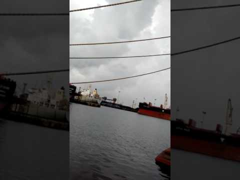 Haldia Dock