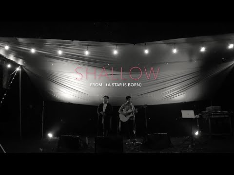 Live!Bradley Cooper & Lady Gaga - Shallow [Cover by 阿超achau正雄Masao]