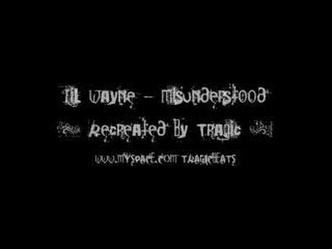 Lil Wayne - Misunderstood Instrumental ( Re-creation )