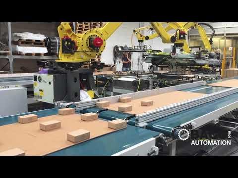 BACCI AUTOMATION -  Paper Pallet Assembly