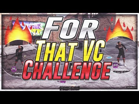 NBA 2K18 - FOR THAT VC?! #FORTHATVCCHALLENGE
