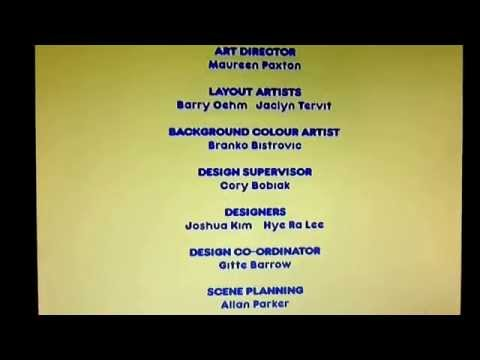 Max and Ruby Credits Silver Lining 9 Story Entertainment Treehouse TV 2006 Nick Jr.