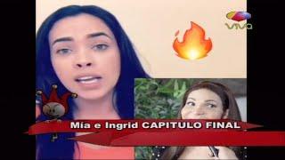 El Capítulo Final De Novela Entre Ingrid Jorge y Mia Cepeda en Los Dueños Del Circo