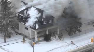 House Fire - Corner of Banff & Walkley - Part 1