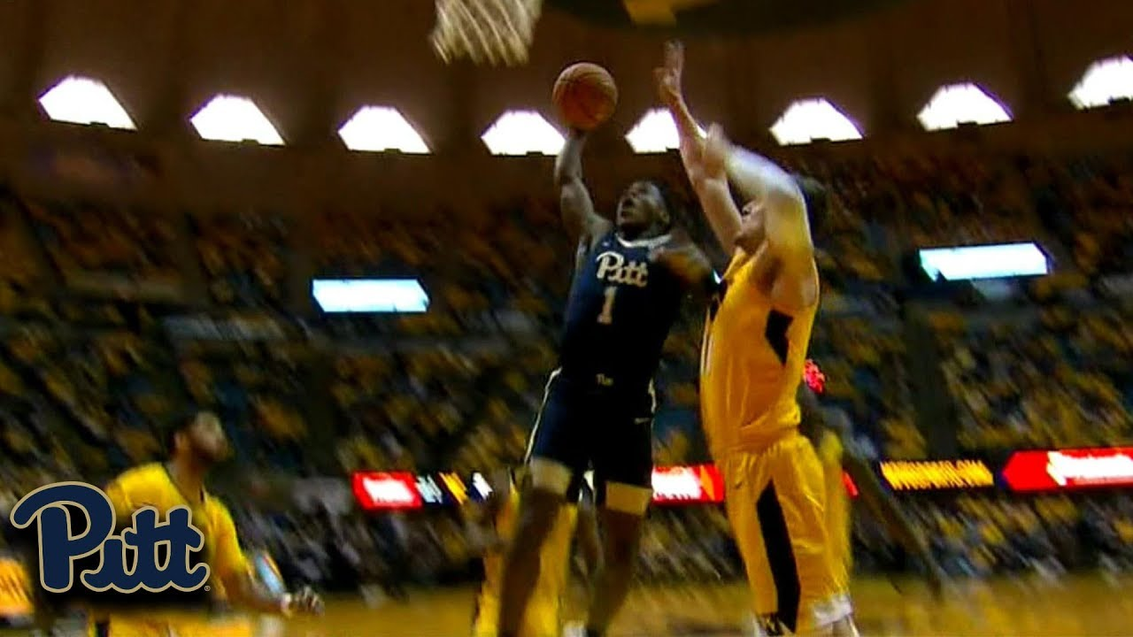 pitt-s-xavier-johnson-starts-west-virginia-game-with-a-bang