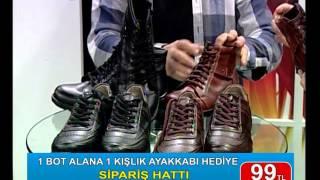 Ayakkabı Bot Reklamı