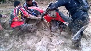 Trail kasibu rusi riders. Pitak 2