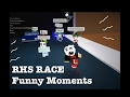 RHS Race (FUNNY MOMENTS!)