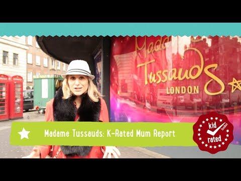 Madame Tussauds: K-Rated Mum Report