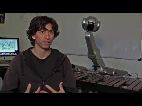 Robot Composes, Plays Own Music Using Deep Learning