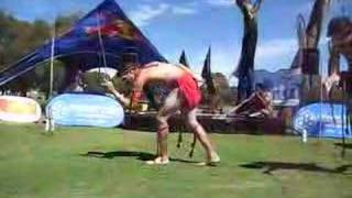 Aboriginal EMU Dance