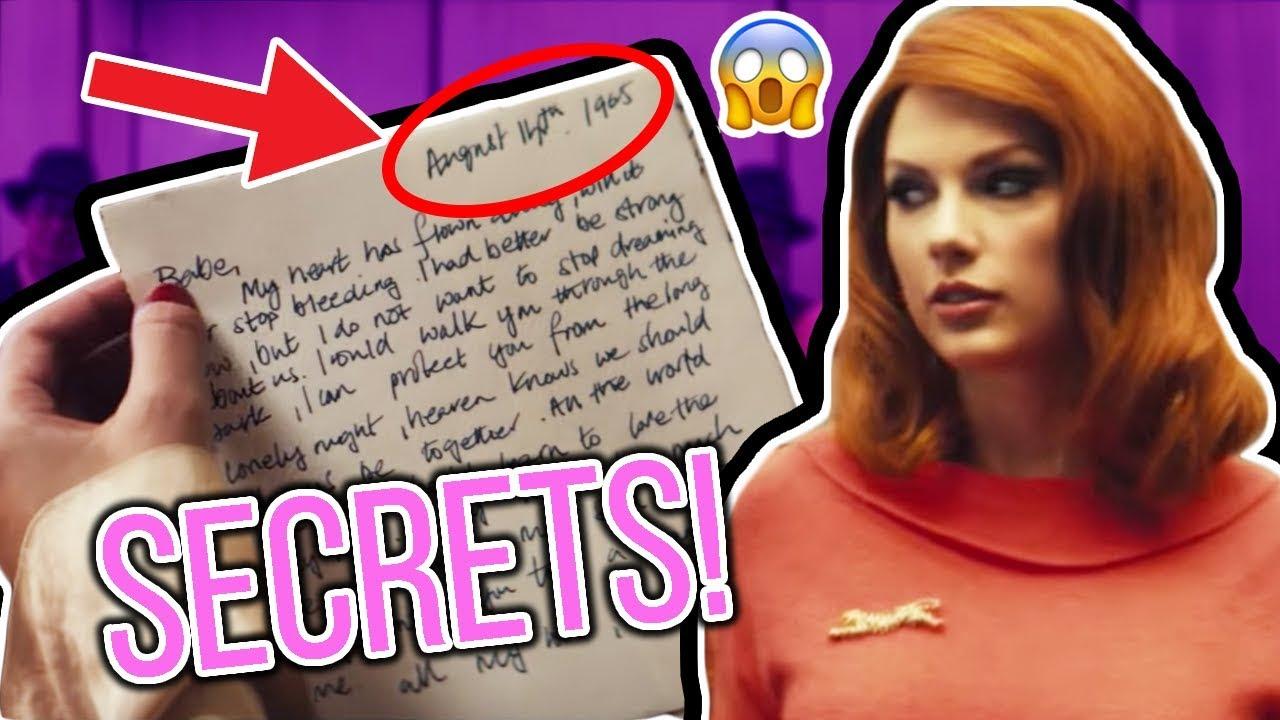 Video secrets