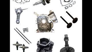 видео Фильтр воздушный на двигатель Honda GXV 690
