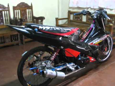 Xrm 125 modified 2 youtube