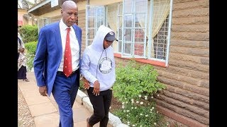 TV Anchor Jacque Maribe arrested in connection to the murder of Monica Kimani