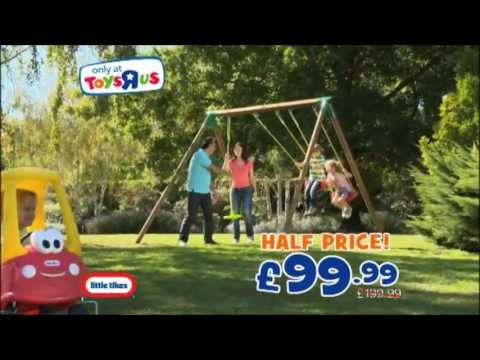 Toys Quot R Quot Us Outdoor Tv Advert Summer 2013 Youtube
