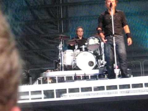 POINT BLANK - SPRINGSTEEN HELSINKI 2008