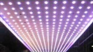 Beta Nightclub Beatport USA - MADRIX controlled LED ceiling thumbnail