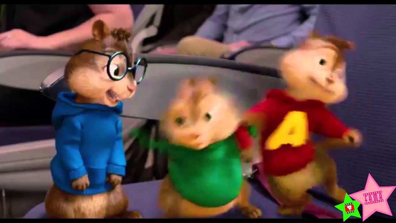 Alvin y las ardillas con rabia - 2 1