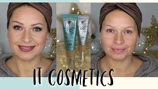 Unkompliziertes Makeup mit IT Cosmetics I One Brand Look I Mamacobeauty
