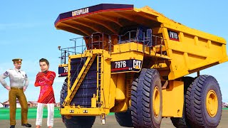 डंप ट्रक Dump Truck हिंदी कहानिय hindi Funny Comedy Video   Hindi Kahaniya   Comedy Videos